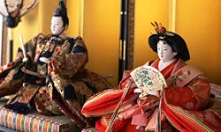 雛壇/ひな祭り(3月3日)
